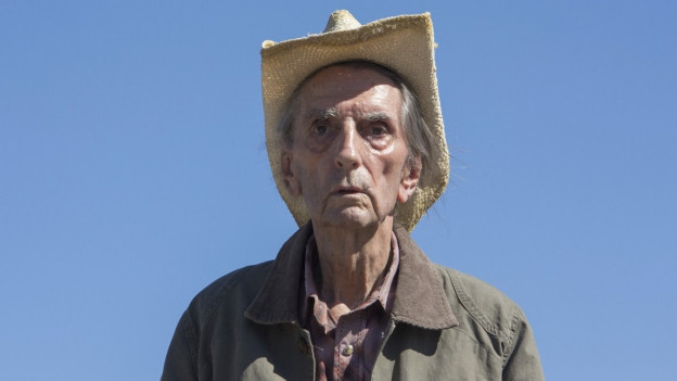 Zu sehen ist Harry Dean Stanton im Film «Lucky».