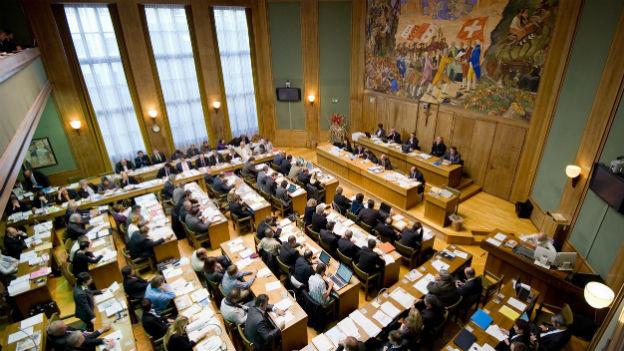 CVP könnte Mehrheit im Walliser Parlament verlieren