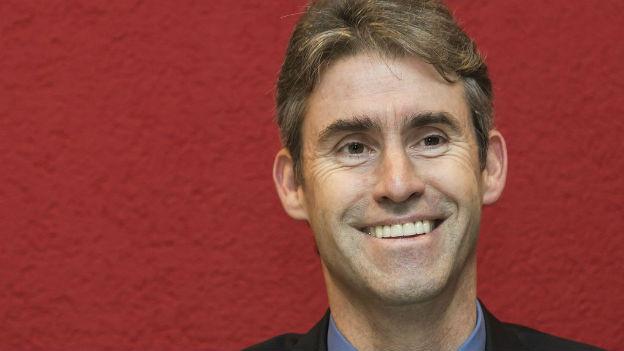 Der Walliser Polizeikommandant Christian Varone kandidiert für den Regierungsrat