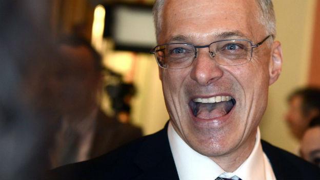 Abstimmungssieger Thomas Minder.