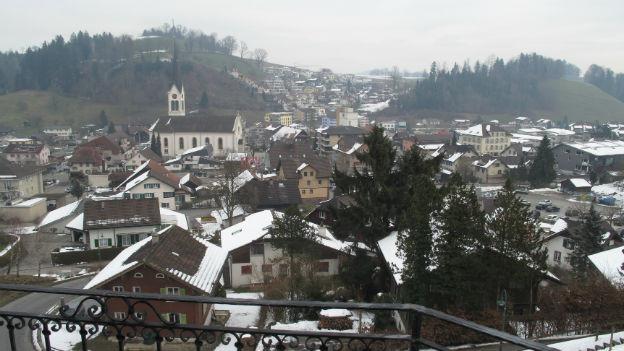 Die Gemeinde Menznau im Luzerner Hinterland.
