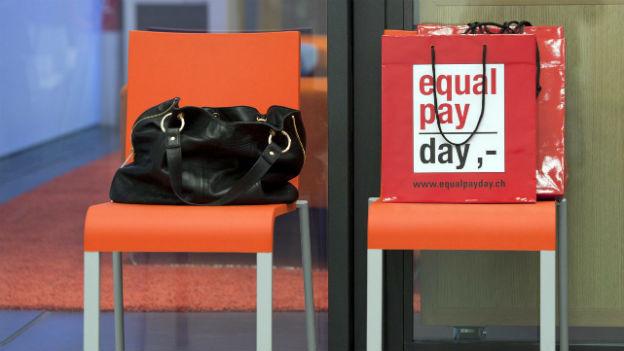 Frauen verdienen 18 Prozent weniger, der Equal Pay Day macht darauf aufmerksam