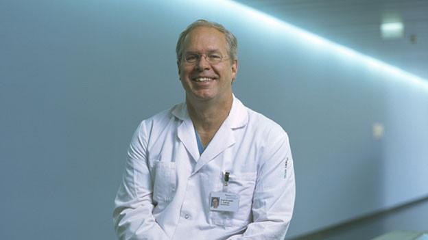 Professor Dr. med. Thierry Carrel, Direktor der Universitätsklinik für Herz- und Gefässchirurgie Inselspital Bern.