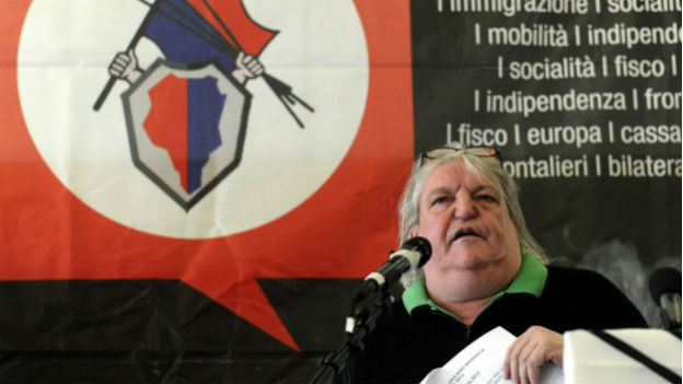 Legagründer Giuliano Bignasca.