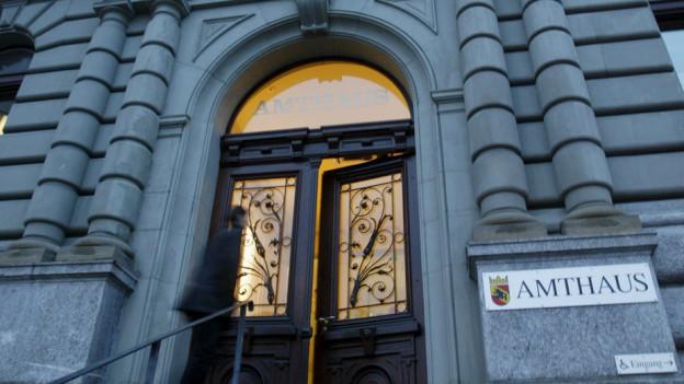 Das Regionalgericht Bern Mittelland verhandelt den Fall des «Heilers von Bern».