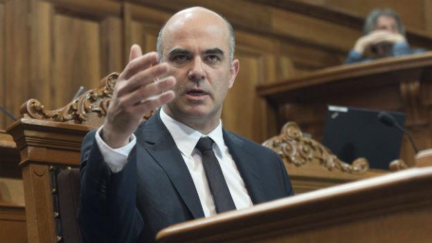 Bundesrat Berset: «Die Lösungen sind nicht einfach»