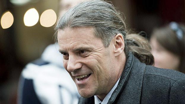 Neu gewählter Walliser-Regierungsrat: Oskar Freysinger.