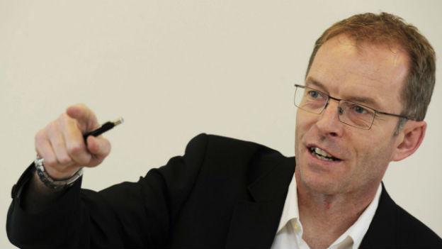 Findet 5'000 Wegweisungen pro Jahr nicht viel: Der Zürcher Polizeidirektor Remo Leupi.
