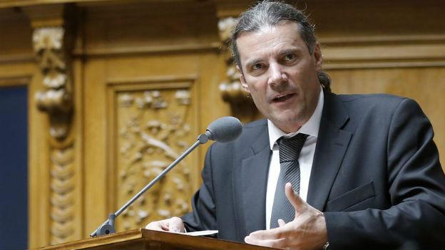 Wallis: Oskar Freysinger, neuer Staatsrat