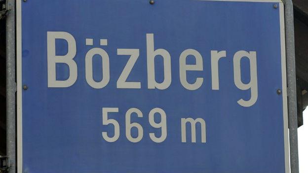 Seit Beginn des Jahres gibt es die neue Gemeinde Bözberg.