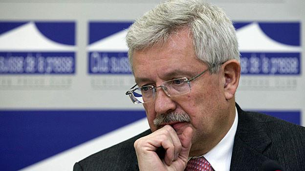 DEZA-Direktor Martin Dahinden.