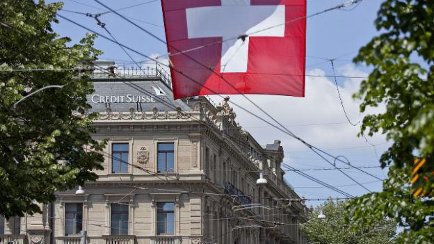 Finanzplatz Schweiz ist nicht so stark involviert.