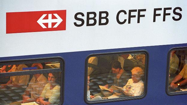 Die SBB verärgert das Tessin und die Romandie.