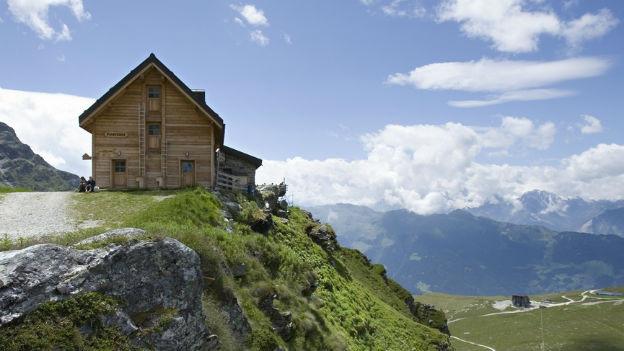150 Jahre Schweizer Alpen Club