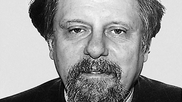 Urs Schoettli, Journalist und Autor.