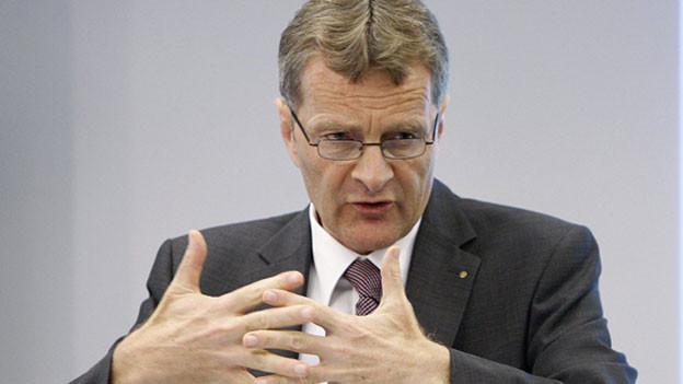 Hans-Jörg Bertschi, Verwaltungsratspräsident Hupac AG