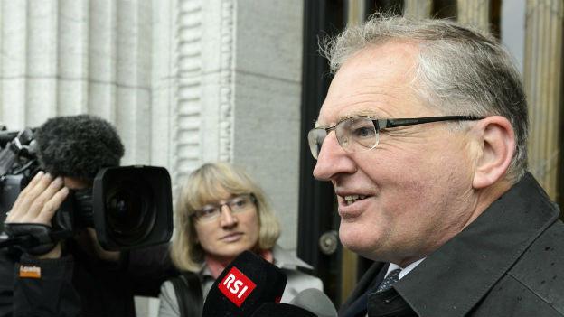 Philippe Roch vor dem Bundesgericht