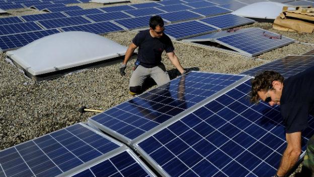 Wie sollen erneuerbare Energien wie Solarenergie gefördert werden?