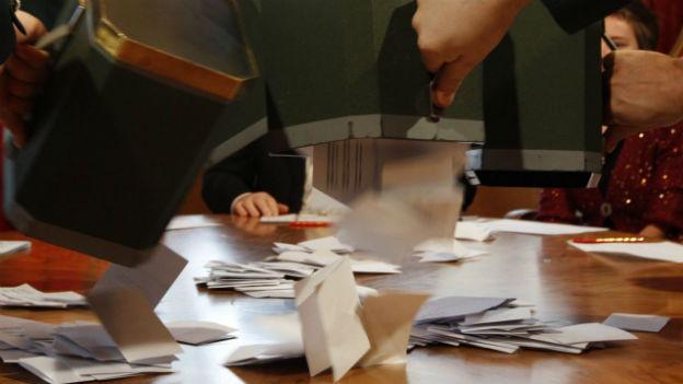 Klare Voten in der eidgenössischen Volksabstimmung