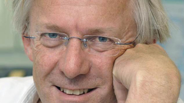 Hansjakob Furrer ist Chefarzt ad interim an der Universitätsklinik für Infektiologie am Berner Inselspital.