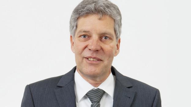 Christoph Flury, stellvertretender Direktor des Bundesamts für Bevölkerungsschutz.