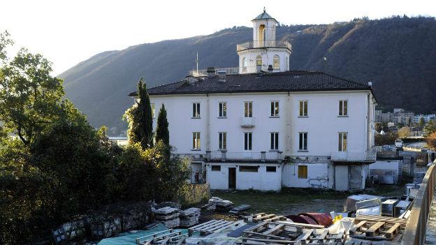 Die Villa Galli alias La Romantica