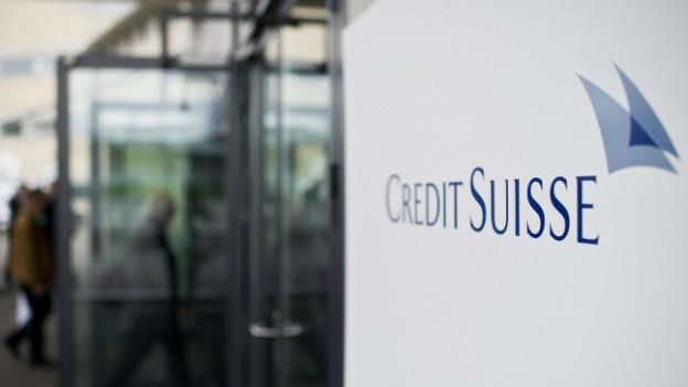 Die Credit Suisse darf Kundendaten an die USA liefern