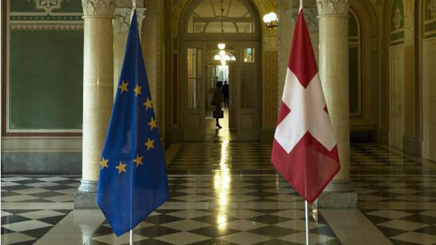 Es kommt Bewegung in die Beziehungen der EU zur Schweiz.