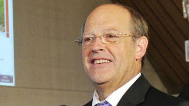 Der St. Galler Stadtrat Fredy Brunner ist zuständig für das Geothermie-Projekt.