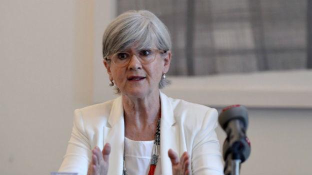 Die Luzerner Justizdirektorin Yvonne Schärli.