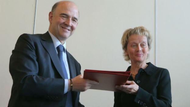 Am 11. Juli unterzeichneten die Schweiz und Frankreich das Steuerabkommen.