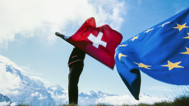 Wie soll es weitergehen im Verhältnis der Schweiz zur EU? Die Parteien äussern sich unterschiedlich.
