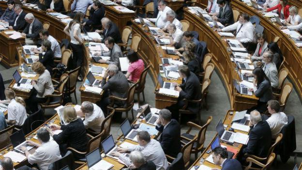Die Sitze im Nationalrat müssen bei den Wahlen in zwei Jahren neu verteilt werden.