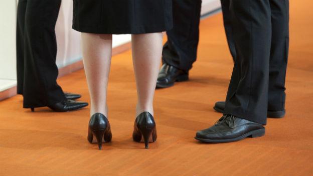 Der Frauenanteil im Top-Management ist noch immer erst bei vier bis sechs Prozent aller Führungskräfte.