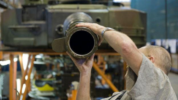 Export-Beschränkungen für Schweizer Rüstungsfirmen sollen wieder gelockert werden.