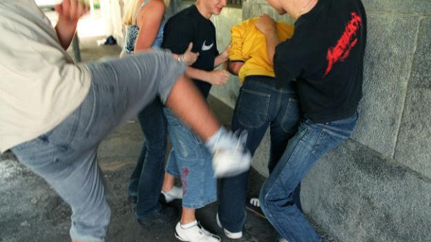 Umstrittene These: Kampfsport fördert Jugendgewalt.