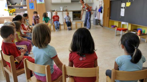 """""""Reden wie der Schnabel gewachsen ist"""" im Kindergarten"""