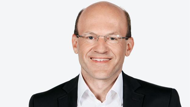 Philipp Burkhardt, Leiter der Bundeshausredaktion von Radio SRF.