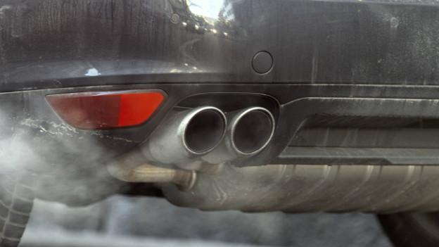Eine wichtige Komponente des ökologischen Fussabdrucks: Der CO2-Ausstoss.