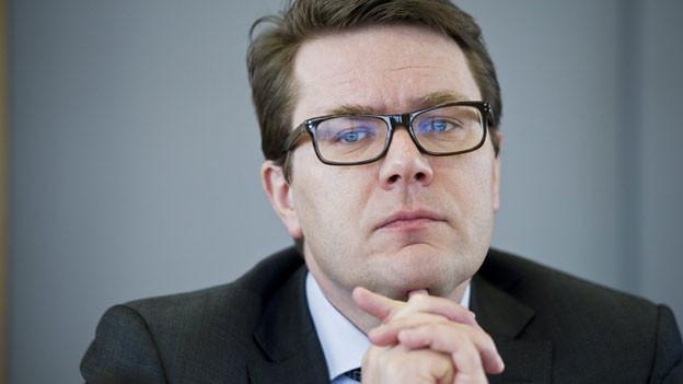 Benedikt Würth, Präsident der ch Stiftung und St. Galler CVP-Regierungsrat