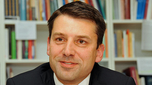SEK-Präsident Gottfried Locher.