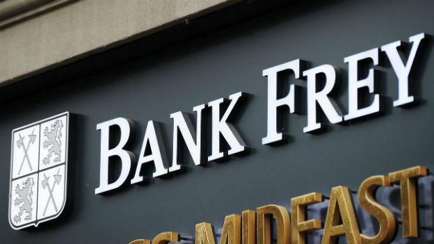 Die Traditionsbank Frey gibt auf.