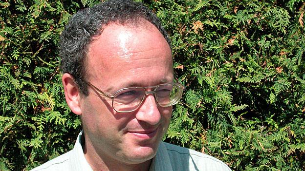 Robert Unteregger, der Gründer der Stiftung Zukunftsrat.
