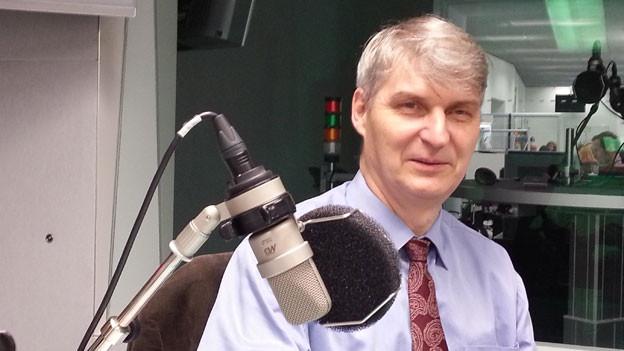 René Schwendimann, Leiter der SHURP-Studie und Pflegefachmann