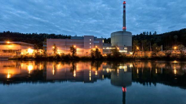 Das Kernkraftwerk Mühleberg im Kanton Bern: Ab 2019 ist Schluss.