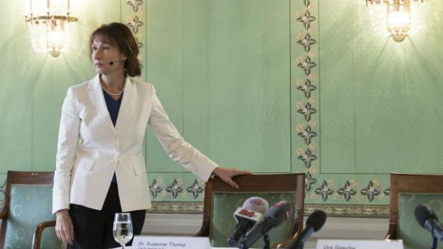 Suzanne Thoma, Chefin der BKW.
