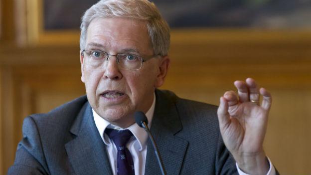 Andreas Fischer, bisher Rektor der Universität Zürich.