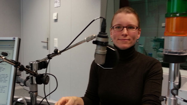 Seraina Nufer, Juristin bei der Schweizerischen Flüchtlingshilfe