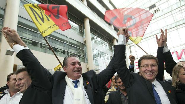 Haben die Genfer Rechtspopulisten im 2. Wahlgang wieder Grund zum Jubeln?