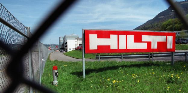 Die liechtensteiner Firma Hilti beschäftigt viele Schweizer.